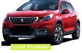 Peugeot 2008 SUV NEW 2018 rental  Thessaloniki a/c 5 door 5 passenger Manual or Similar''