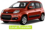 Fiat Panda 1.250 a/c  5 door 4 passenger Manual