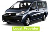 Fiat Scudo Minivan DIESEL a/c 8 passenger Manual or Similar Group