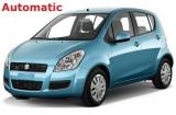 Suzuki Splash Automatic 1.2 a/c 5 door 5 passenger or Similar Group BA