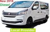 Fiat Talento a/c 9 seater Minivan Manual