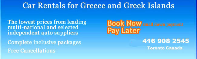 car rental Athens Greece